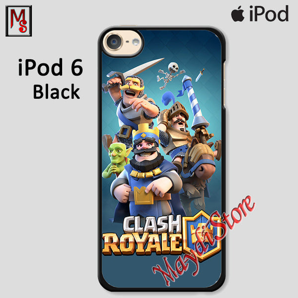 Clash Royale For Ipod Touch 6 Case