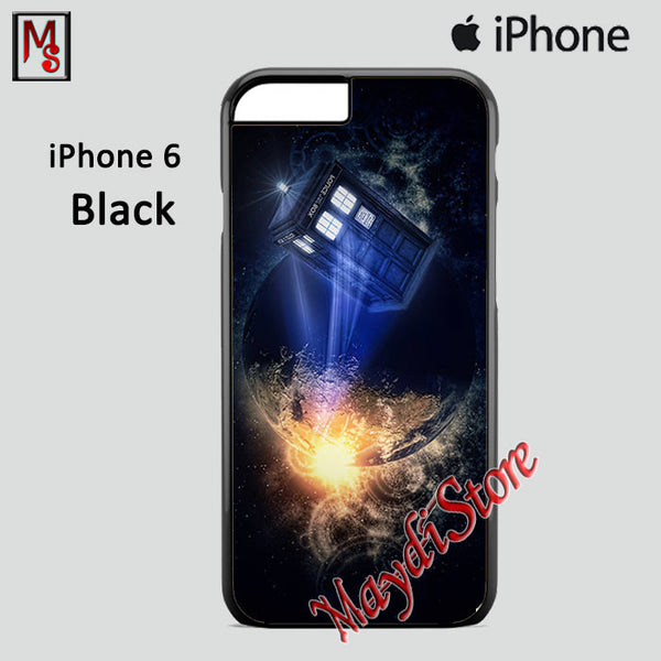 Atmosphere Police Box For Iphone 6 Iphone 6S Case