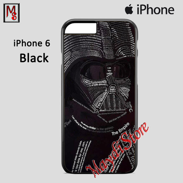 Darth Vader Anakin Star Wars For Iphone 6 Iphone 6S Case