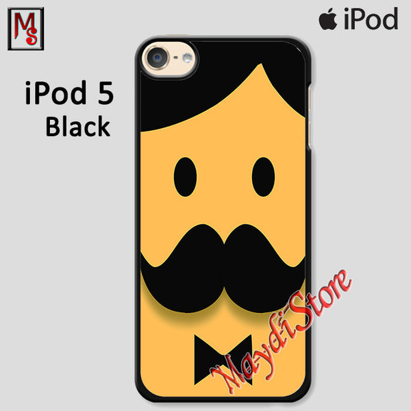 Mustache For Ipod Touch 5 Case