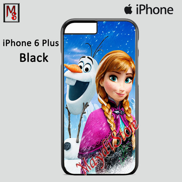Frozen Anna And Olaf For Iphone 6 Plus Iphone 6S Plus Case