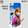Frozen Anna And Olaf For Ipod Touch 6 Case