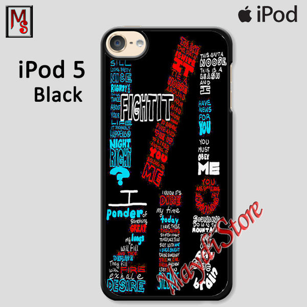 Twenty One Pilots 21 For Ipod Touch 5 Case