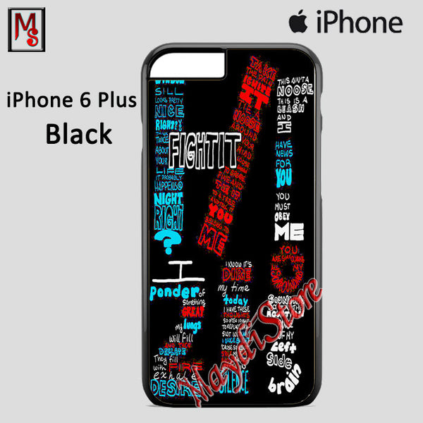 Twenty One Pilots 21 For Iphone 6 Plus Iphone 6S Plus Case