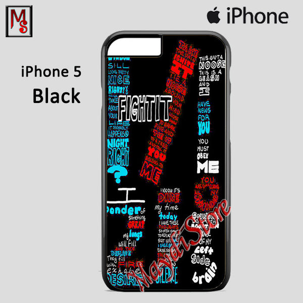 Twenty One Pilots 21 For Iphone 5 Iphone 5S Iphone SE Case