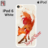 Jump Fox Art For Ipod Touch 6 Case