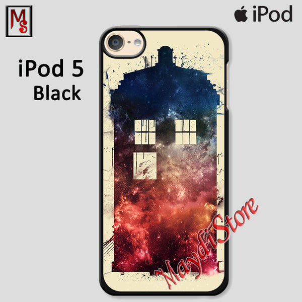 Dr Who Tardis For Ipod Touch 5 Case