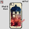 Dr Who Tardis For Ipod Touch 6 Case