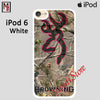 Browning Deer Camo For Ipod Touch 6 Case
