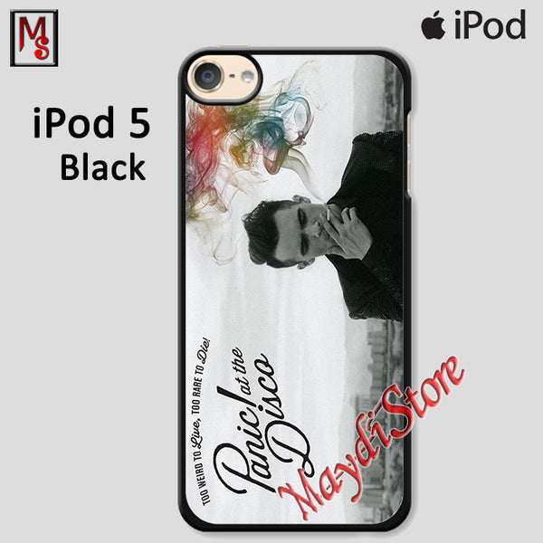 Panic At The Disco For Ipod Touch 5 Case