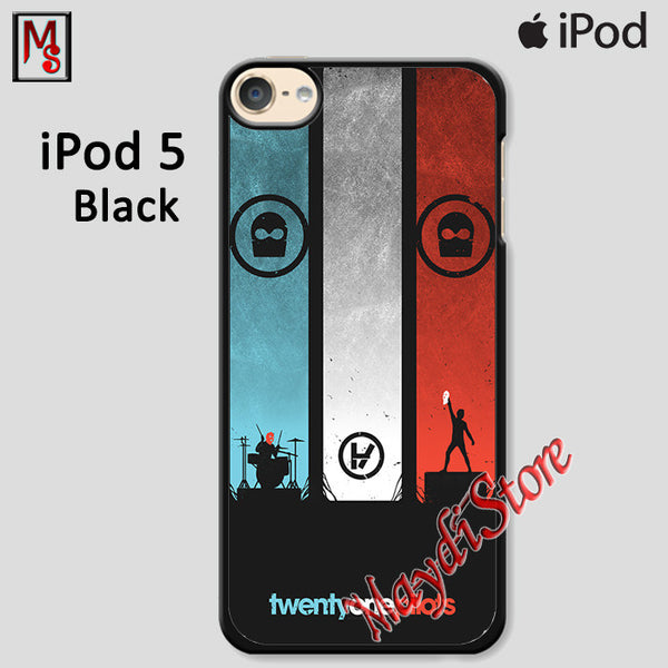 Twenty One Pilots For Ipod Touch 5 Case