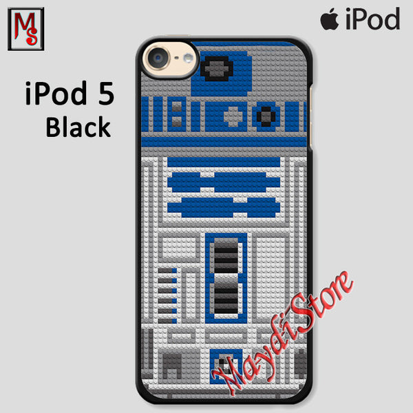 Star Wars R2D2 Lego For Ipod Touch 5 Case