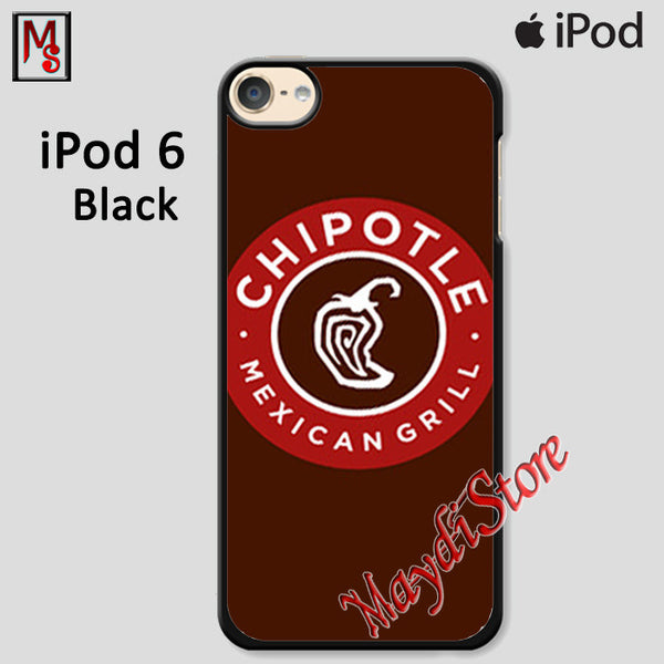 Chipotle Mexican Grill For Ipod Touch 6 Case