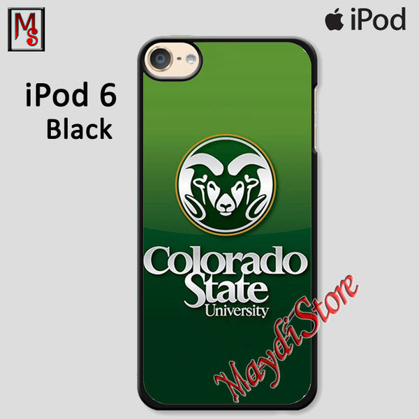 Colorado State University For Ipod Touch 6 Case