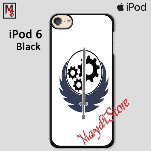 Fallout Brotherhood Of Steel For Ipod Touch 6 Case