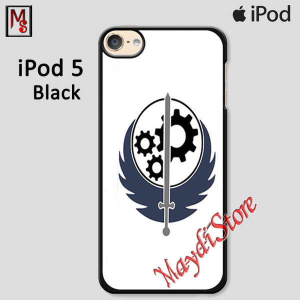 Fallout Brotherhood Of Steel For Ipod Touch 5 Case
