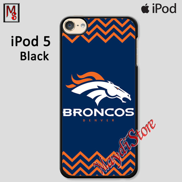 Football Club Logo Denver Broncos For Ipod Touch 5 Case