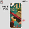 Castle In The Sky For Ipod Touch 5 Case