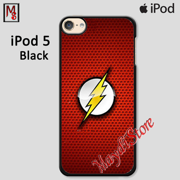 Justice League The Flash Logo For Ipod Touch 5 Case