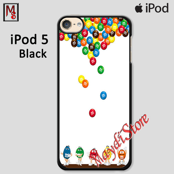 M&M Candies Fall For Ipod Touch 5 Case