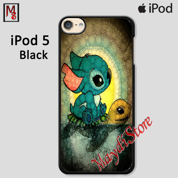 Stitch Stained Glass For Ipod Touch 5 Case