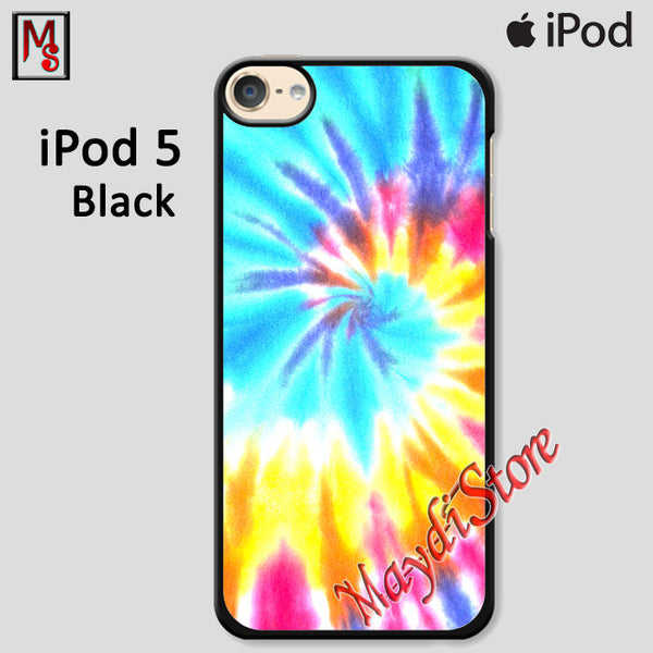 Artsy Abstract Hipster Tie Dye For Ipod Touch 5 Case