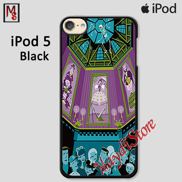 Haunted Mansion Disneyland For Ipod Touch 5 Case