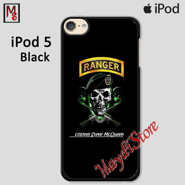 Us Army Rangers Logo For Ipod Touch 5 Case