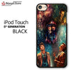 Doctor Who Art For Ipod Touch 6 Case