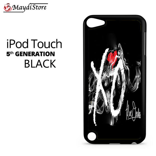The Weeknd Xo Sign For Ipod Touch 5 Case
