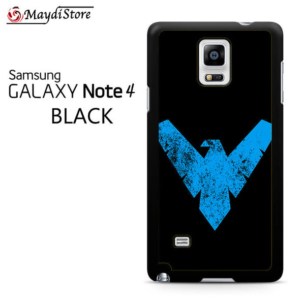 Dc Comics Nightwing For Samsung Galaxy Note 4 Case