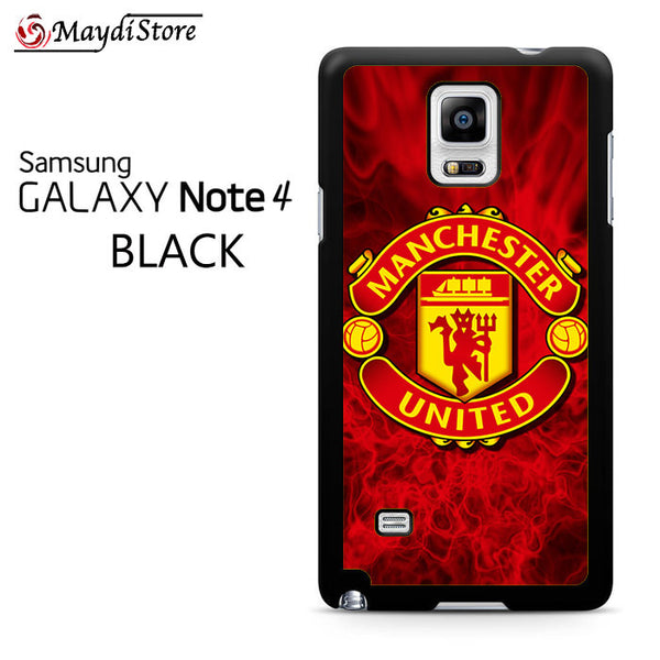 Manchester United For Samsung Galaxy Note 4 Case