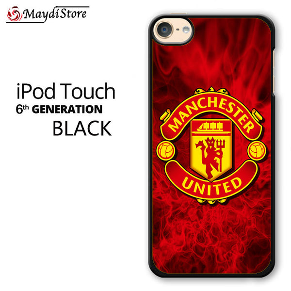 Manchester United For Ipod Touch 6 Case