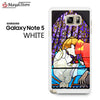Sleeping Beauty Stained Glass For Samsung Galaxy Note 5 Case