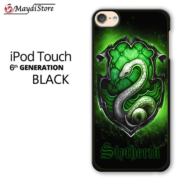 Slytherin For Ipod Touch 6 Case