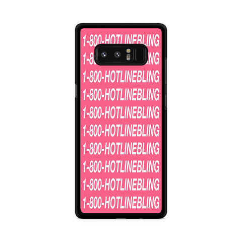 1 800 Hotlinebling Drake Song For Galaxy Note 8