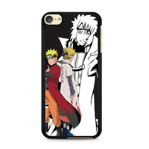 4th Hokage Naruto and minato For Ipod Touch 6 Case
