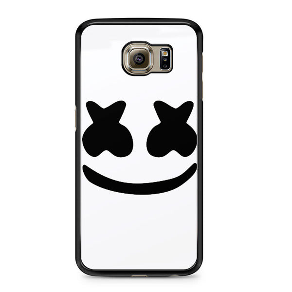 MARSHMELLO FACE For Samsung Galaxy S6 Case