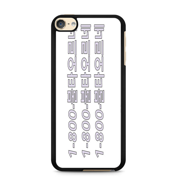 1-800-Dope For Ipod Touch 6 Case