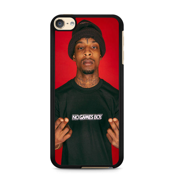 21 Savage 21 Pilots For Ipod Touch 6 Case