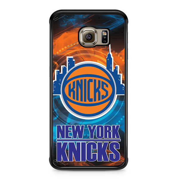 New York Knicks For Samsung Galaxy S6 Edge Case