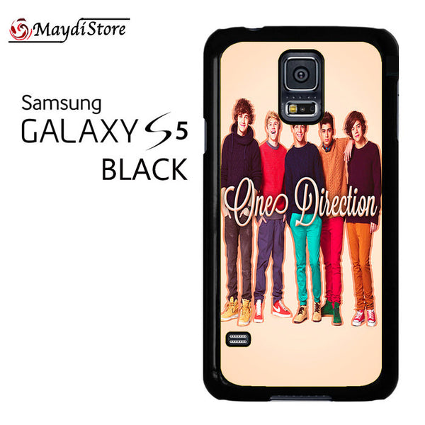1D One Direction Personnel For Samsung Galaxy S5 Case