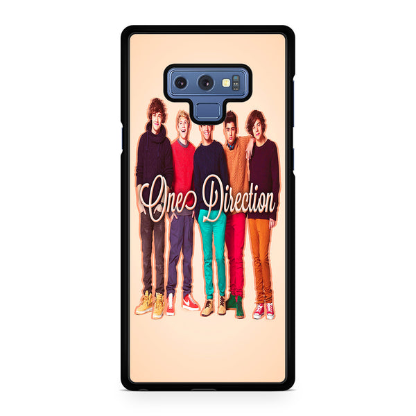 1D One Direction Personnel For Samsung Galaxy Note 9