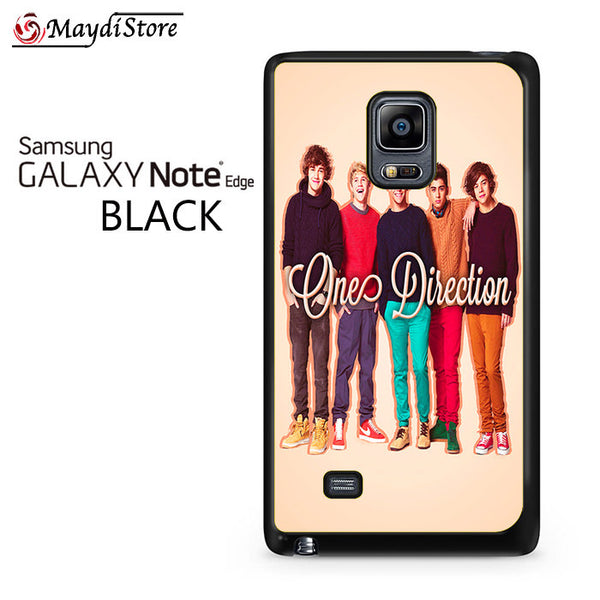 1D One Direction Personnel For Samsung Galaxy Note Edge