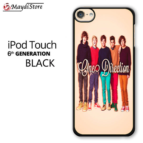1D One Direction Personnel For Ipod Touch 6 Case