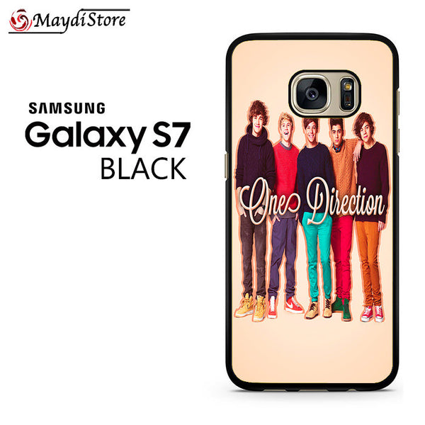 1D One Direction Personnel For Samsung Galaxy S7 Case