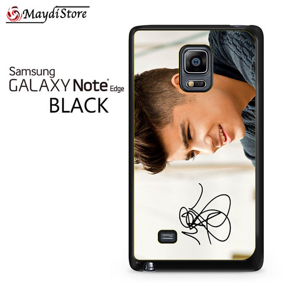 1D Zayn Malik Signature For Samsung Galaxy Note Edge