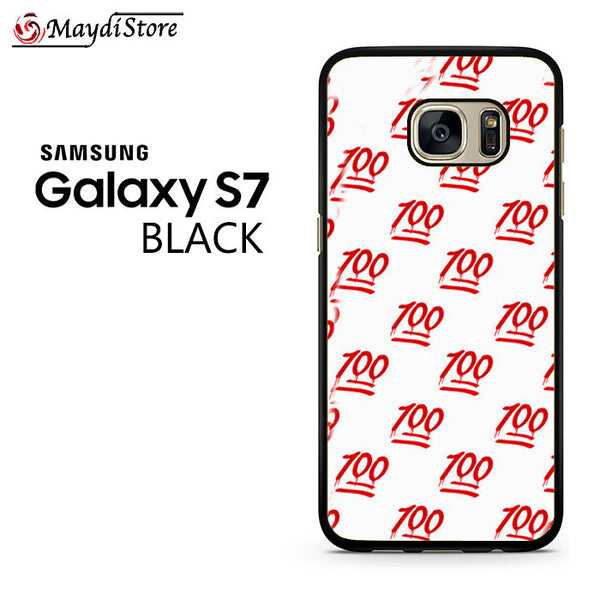 100 Pattern For Samsung Galaxy S7 Case