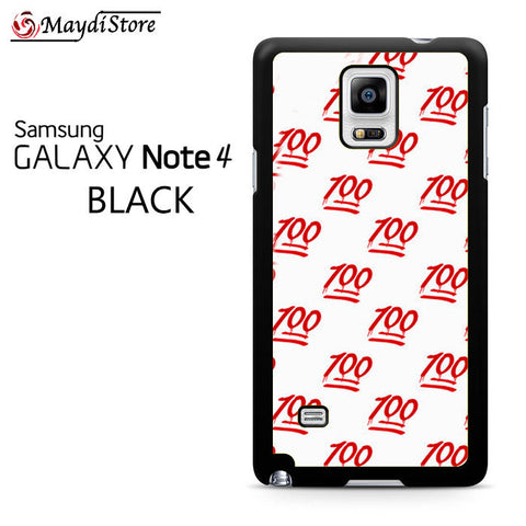 100 Pattern For Samsung Galaxy Note 4 Case