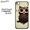 Owl Coffe For Ipod Touch 6 Case